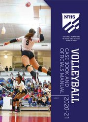 2018-2019 Volleyball Case Book and Manual